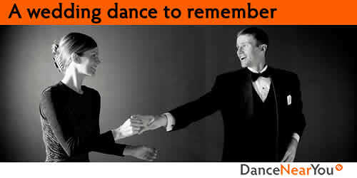 Make your wedding dance feel special