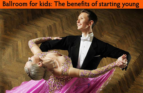 Back To School: Strictly Ballroom Dancing For Kids