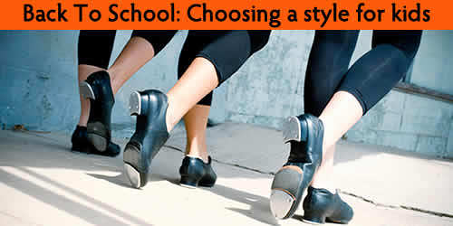 Back To School: How to choose the right dance style for your kids