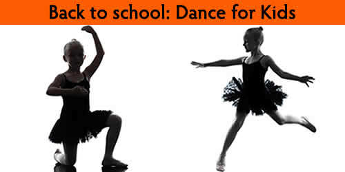 Back to School: How to find a dance school for kids
