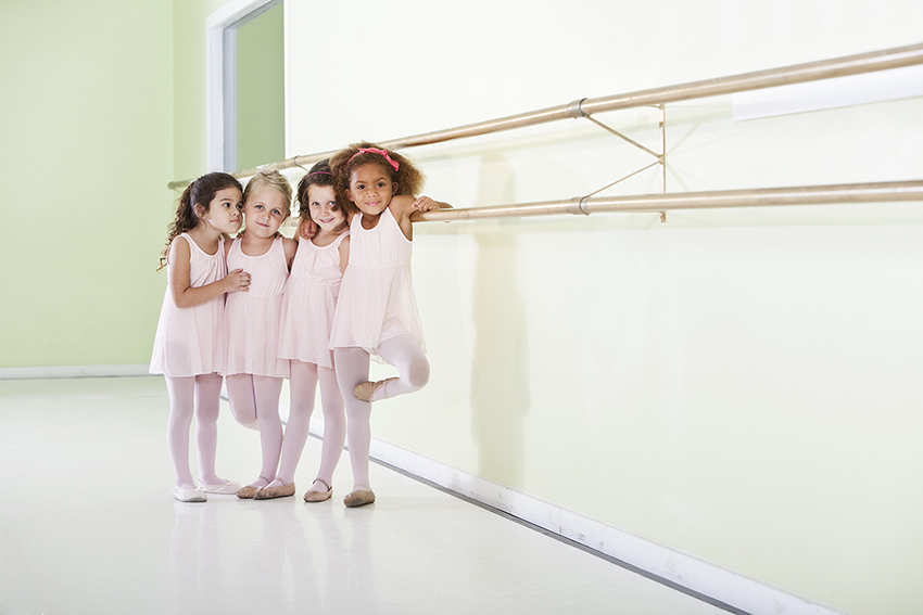 Get your child active with a dance class