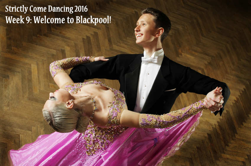 Strictly Come Dancing 2016: Goodness gracious Ed Balls of fire!