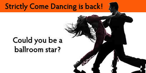 Strictly Come Dancing is back